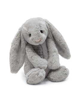 Toy Bashful Grey Bunny - Medium