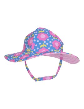 Hat Summer Splash Floppy Swim Hat