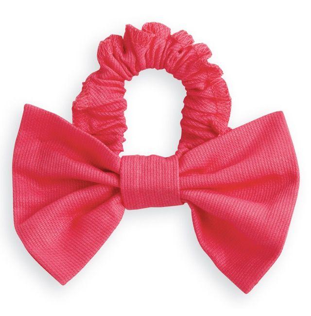 Bow Bow Scrunchie