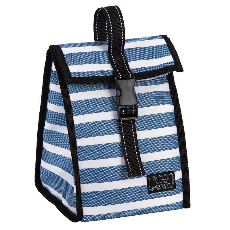 Cooler Doggie Bag by Scout, Oxford Blues