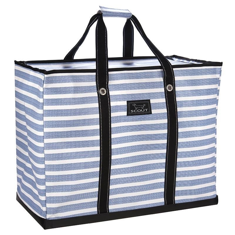 Tote 4 Boys Bag by Scout, Oxford Blues