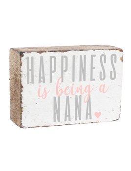 Being a Nana XL Block