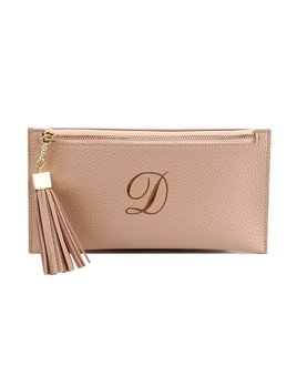 Clutch Monogrammed Clutch with Cardholder