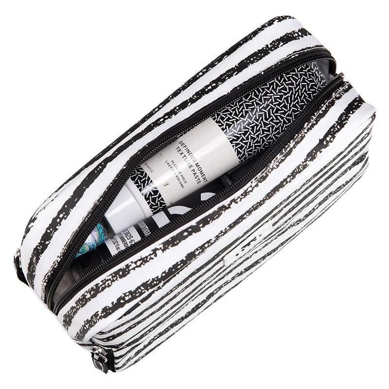Cosmetic Bag 3 Way Bag by Scout, Chalk Back