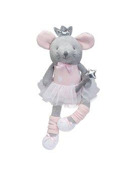 """Toy Knittie Bittie Doll - 15"""" Mouse"""
