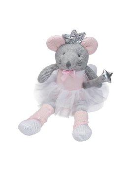 """Toy Knittie Bittie Doll - 10"""" Mouse"""
