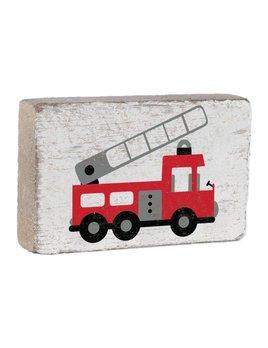 XL Firetruck Block