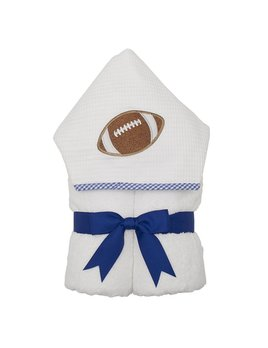 Towel Blue Football Everykid Towel