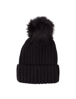 Hat Interchangable Pom-Pom Hat