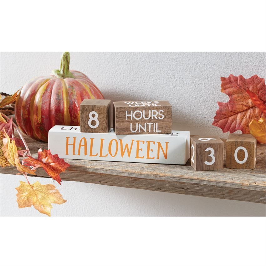 Calendar Multi-Holiday Countdown Blocks