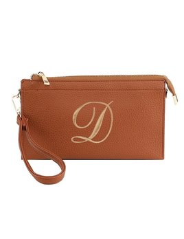 Clutch Monogrammed Clutch/Crossboy Bag