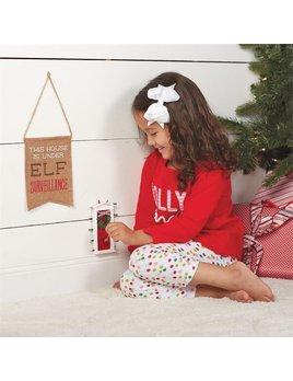 Toy Elf Door Gift Set