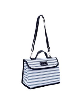 Lunch Bag Madeline by Scout, Blue Book