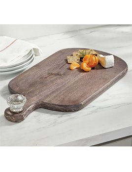 Cutting Board Door Knob Paddle Board