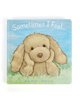Book Sometimes I Feel Book