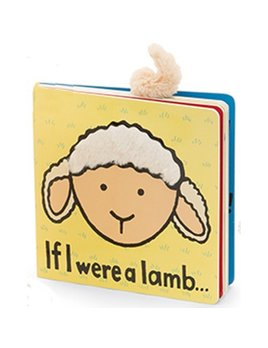 Book If I Were a Lamb Book
