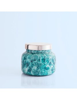 Volcano Watercolor Signature Jar Candle
