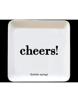 Trinket Tray Cheers! Trinket Tray