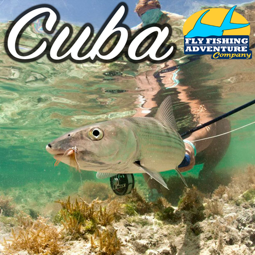 Fly Fish Cuba with Fly Fishing Adventure Company