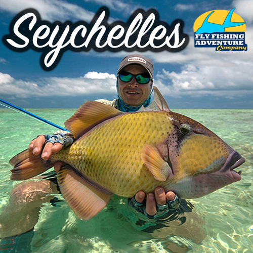 Fly Fish the Seychelles with Fly Fishing Adventure Company