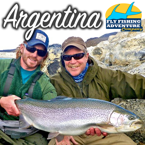 Fly Fish Argentina with Fly Fishing Adventure Company