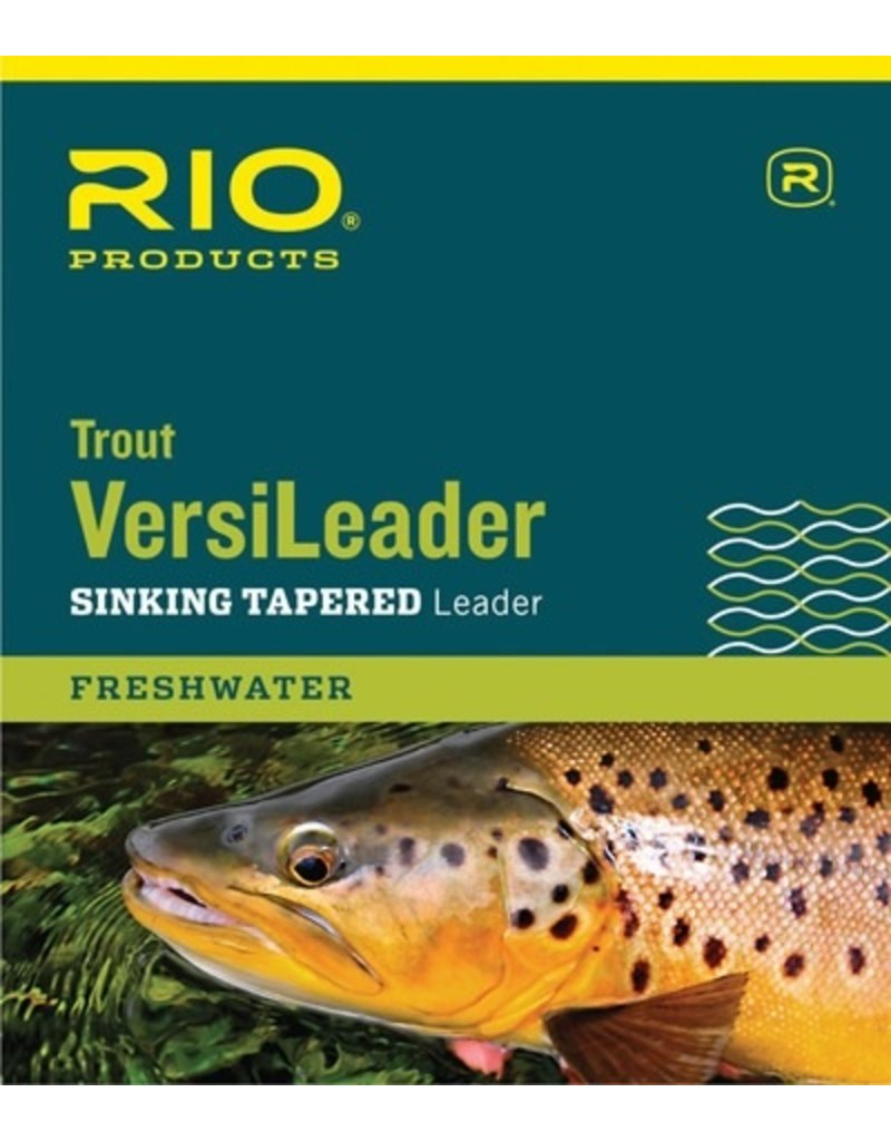 Rio Trout Versileader 7ft 12lb 7.0ips