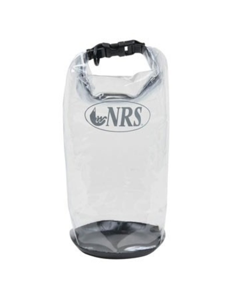 NRS Dri-Stow Dry Bag M Clear
