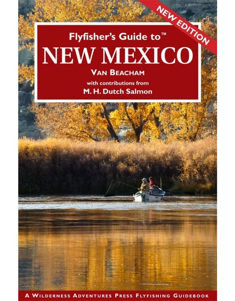 Flyfisher's Guide to New Mexico