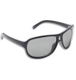 Islander Black Frame Gray Polarized Lens