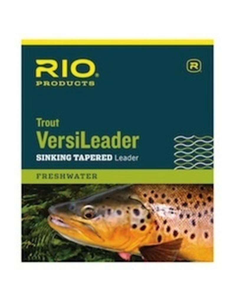 Rio Trout Versileader 7ft 12 lb 3.9ips
