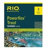 Rio Powerflex Trout Leaders3 pk