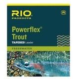 Rio Powerflex Trout Leader single pack