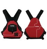 NRS Ninja PFD L/XL Red
