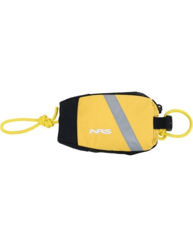 NRS Wedge Throw Bag 55' Yellow