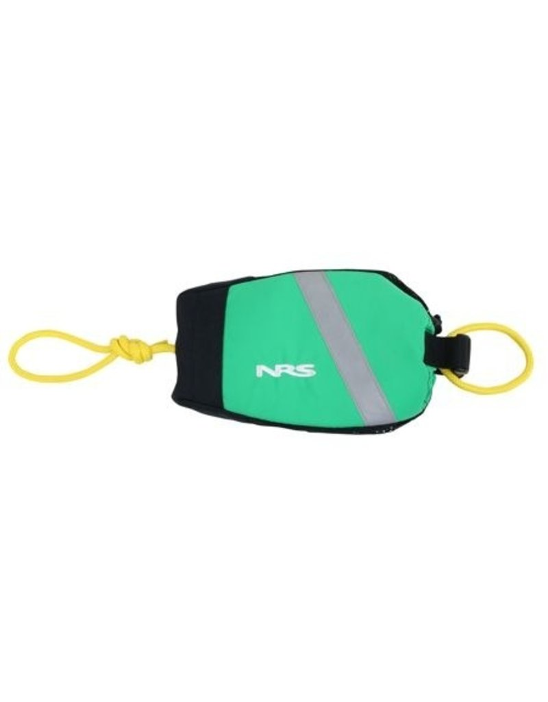 NRS Wedge Throw Bag 55' Green