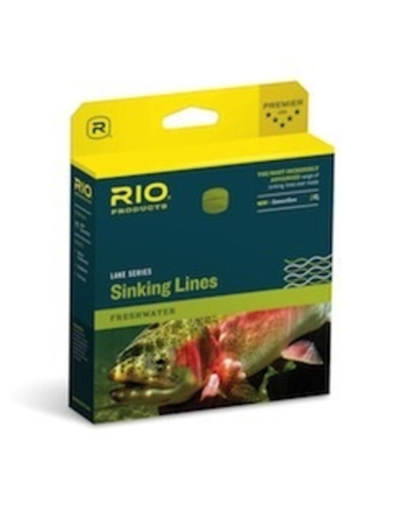 RIO In Touch Deep 5 Sinking Fly Line