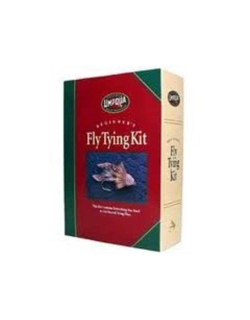 Umpqua beginner 39 s tying kit royal gorge anglers for Beginner fly fishing kit