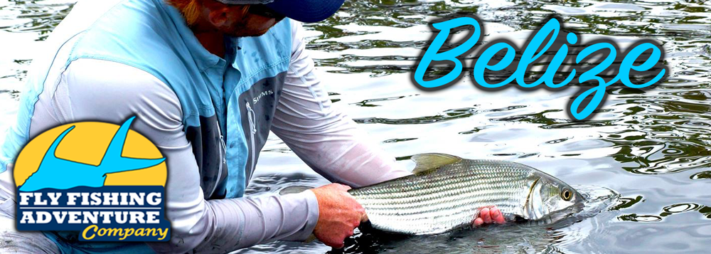 Fly Fish Belize with Fly Fishing Adventure Company