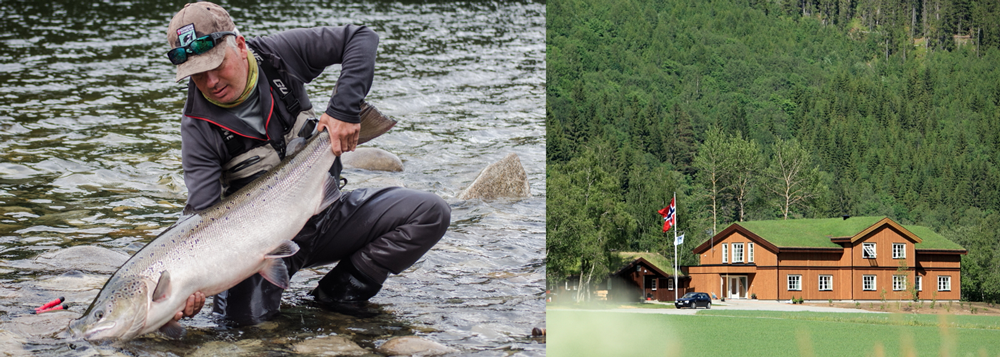 Norwegian Flyfishers Club Norway Fly Fishing Gaula