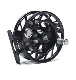 Hatch Finatic 5 Plus Reel Black