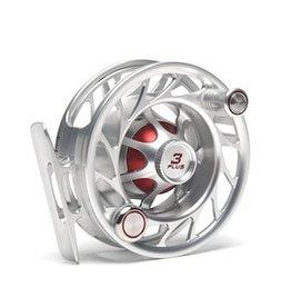 Hatch Finatic 3 Plus Reel Clear/ Red