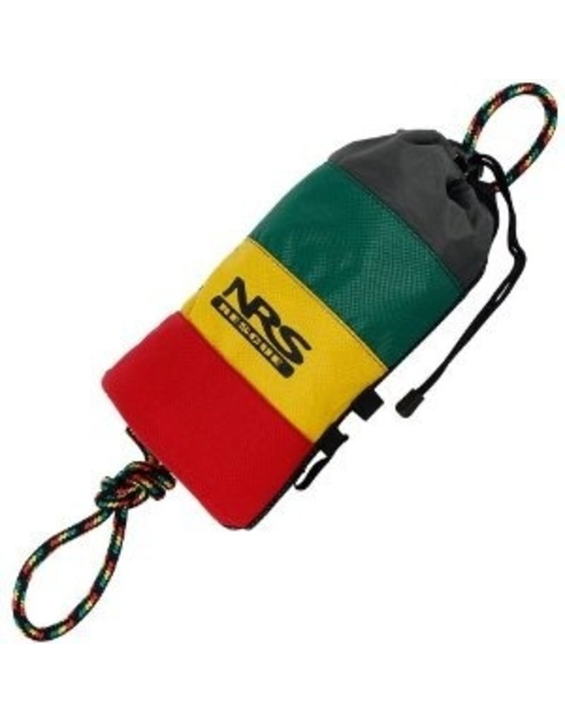 NRS Compact Rasta Rescue Throw Bag