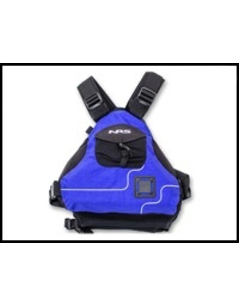 NRS Ninja PFD L/XL Blue