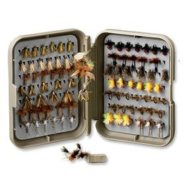 Orvis Posigrip Threader Fly Box Medium