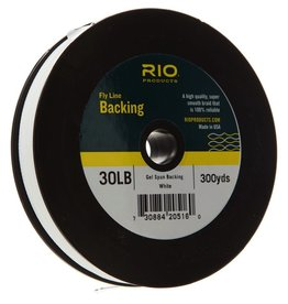Rio Gel Spun Fly Line Backing 30 lb.  300 yds