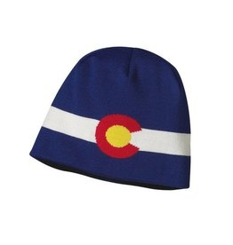 Patagonia Beanie Hat Colorado Flag