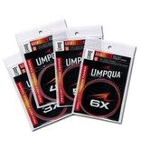 Umpqua Red Hot Power Taper Leader 3X