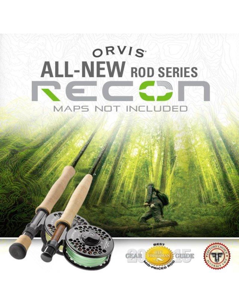 Orvis Recon 9ft 5wt Flyrod