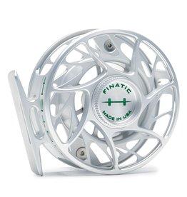 Hatch Finatic 2 Plus Reel Clear/ Green
