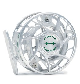 Hatch Finatic Reel 2 Plus (Clear/ Green)
